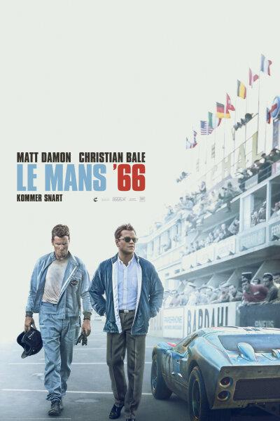 Twentieth Century Fox - Le Mans '66