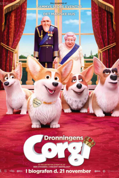 nWave Pictures - Dronningens corgi