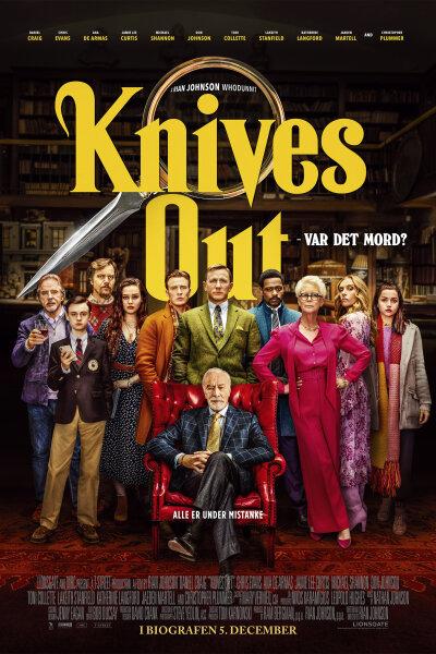 Media Rights Capital - Knives Out - Var det mord?