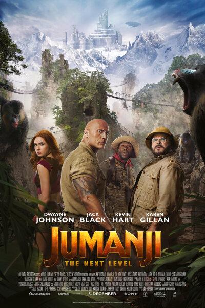 Hartbeat Productions - Jumanji: The Next Level