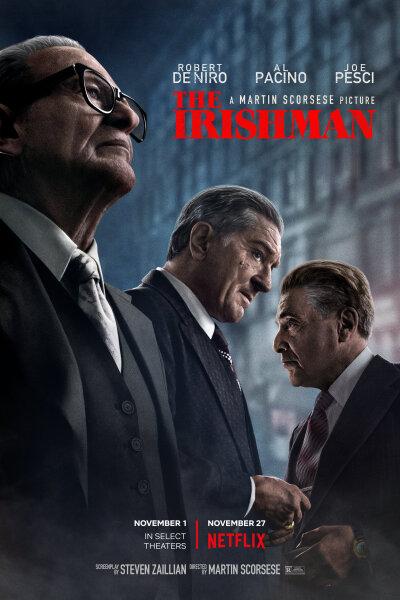 Tribeca Productions - The Irishman
