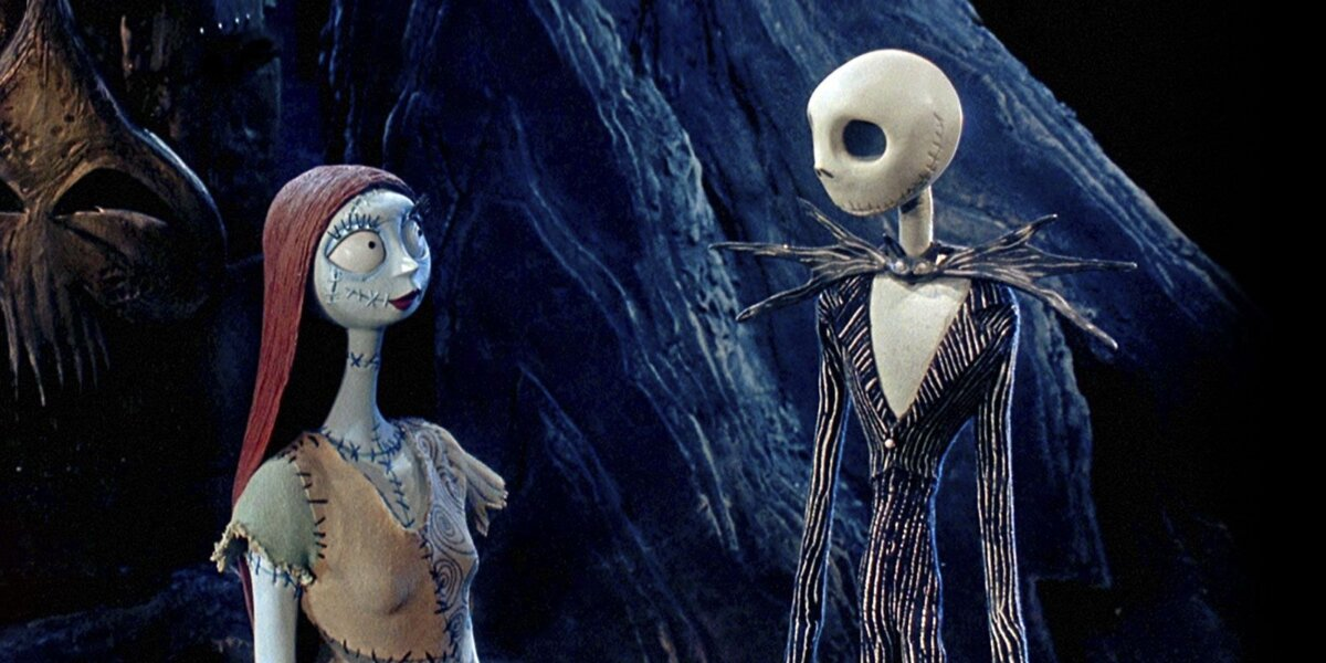 Walt Disney Pictures - The Nightmare Before Christmas - 3D