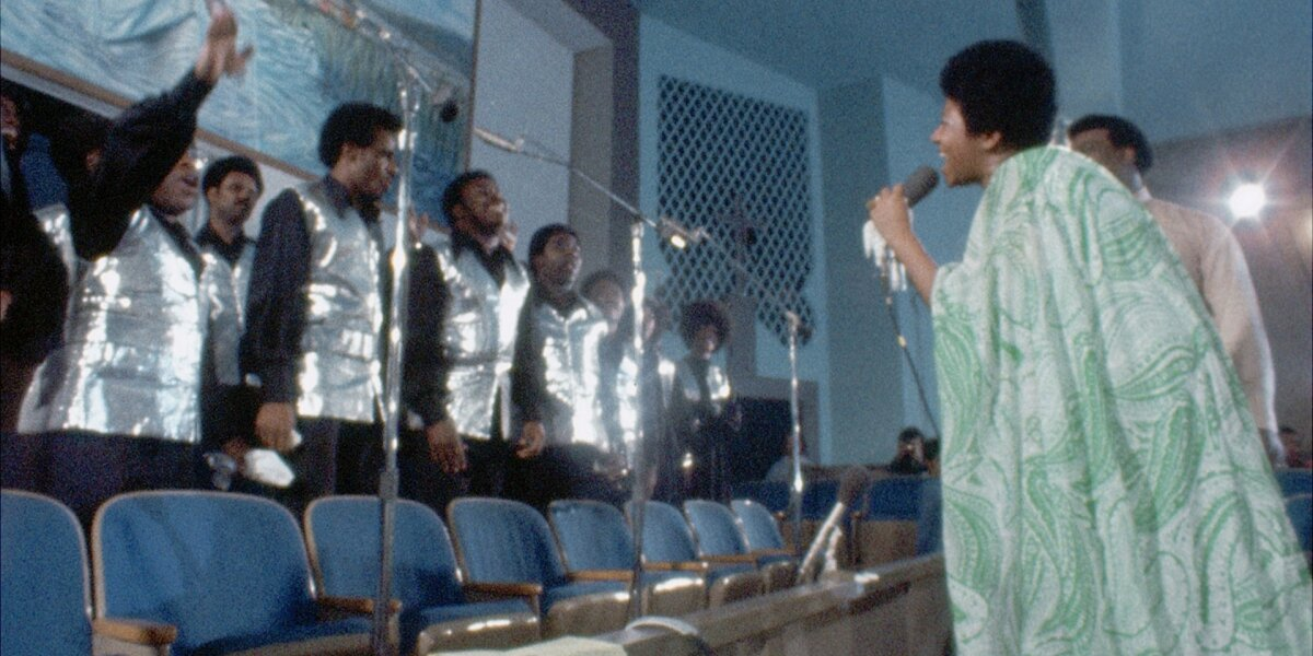 40 Acres and A Mule Filmworks - Aretha Franklin - Amazing Grace