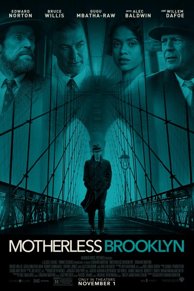 Class 5 Films - Motherless Brooklyn