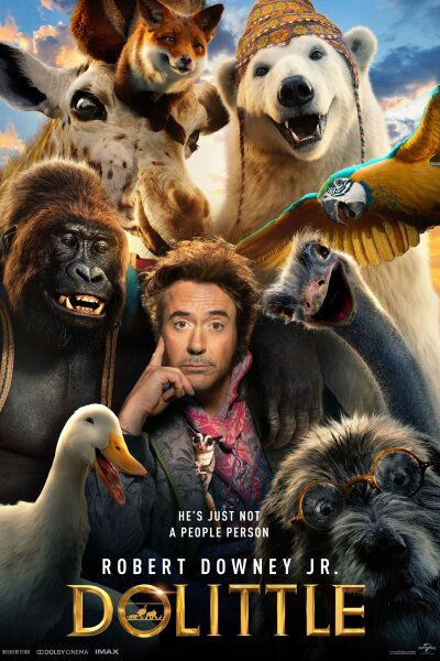 Universal Pictures - Dolittle