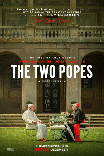 Netflix - The Two Popes