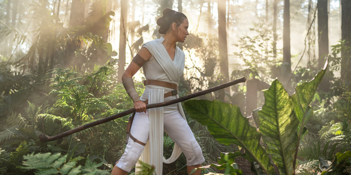 Lucasfilm - Star Wars: The Rise of Skywalker - 3D