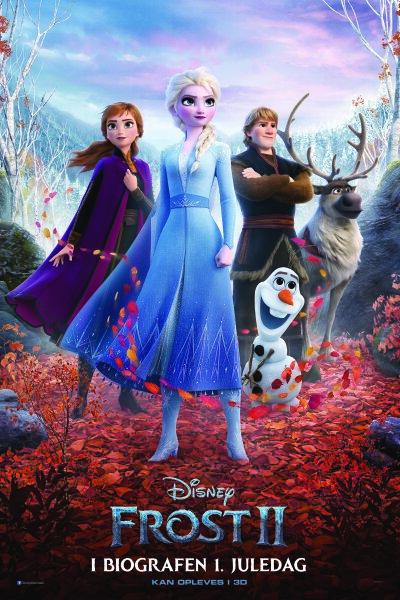 Walt Disney Animation Studios - Frost 2 - 3D