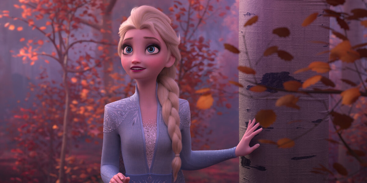 Walt Disney Animation Studios - Frost 2