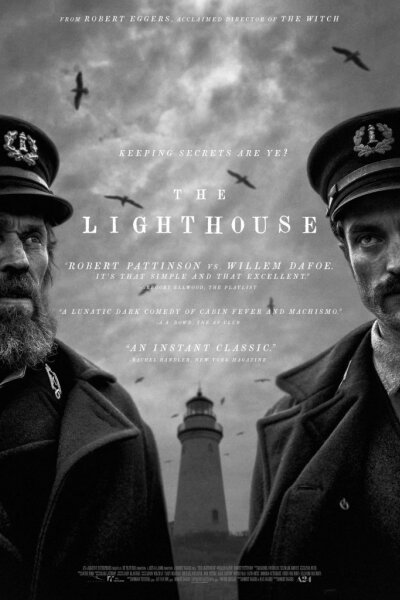 New Regency Pictures - The Lighthouse