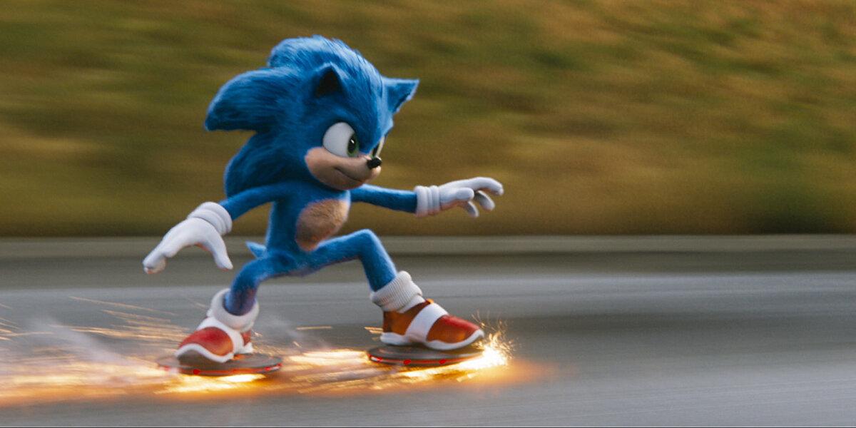 Sega - Sonic the Hedgehog