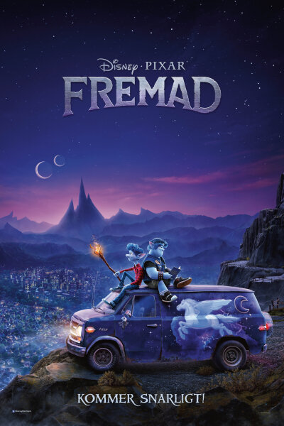 Pixar Animation Studios - Fremad