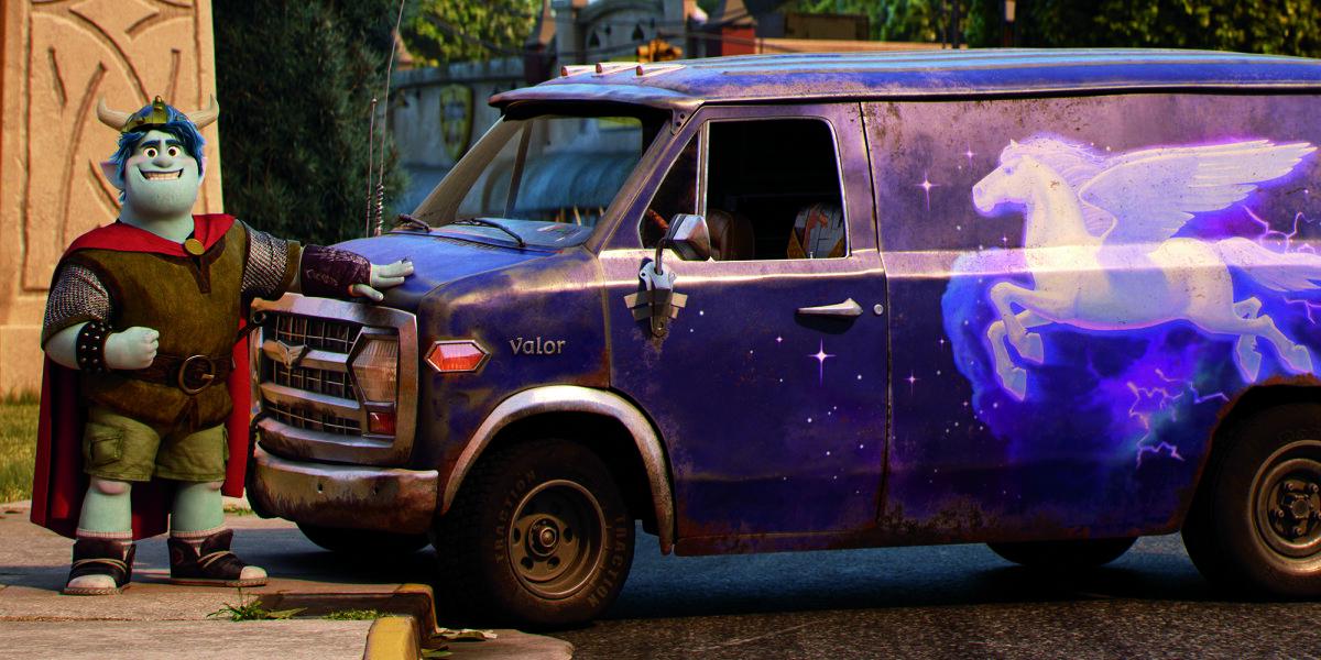 Pixar Animation Studios - Fremad - org. version