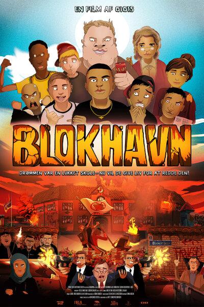 Hyæne Film - Blokhavn