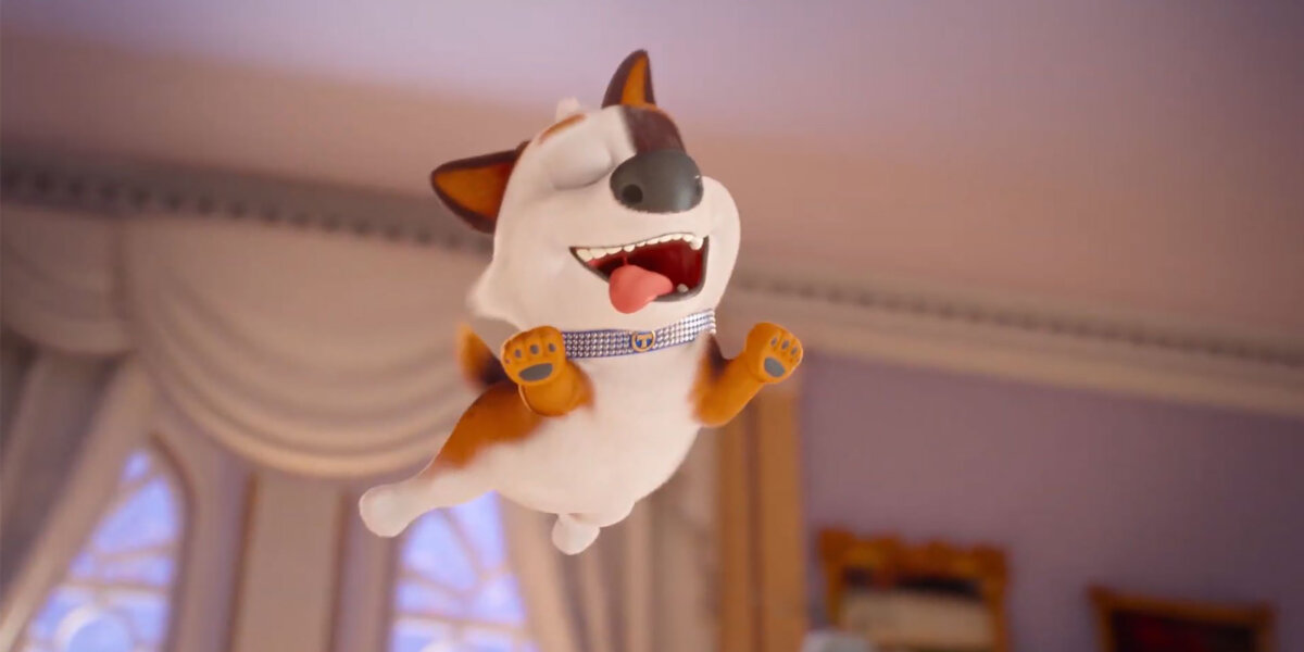 Vanguard Films and Animation - Bølle på eventyr