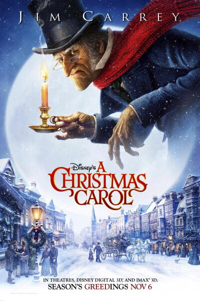 Walt Disney Pictures - A Christmas Carol