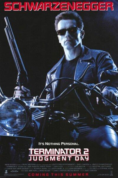 Carolco Pictures - Terminator 2: Dommedag