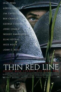 Den tynde røde linie