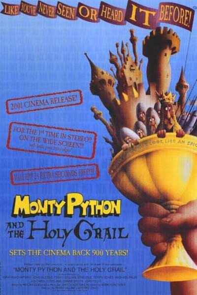 Python (Monty) Pictures Limited - Monty Python og de skøre riddere