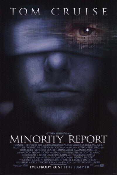 Blue Tulip - Minority Report