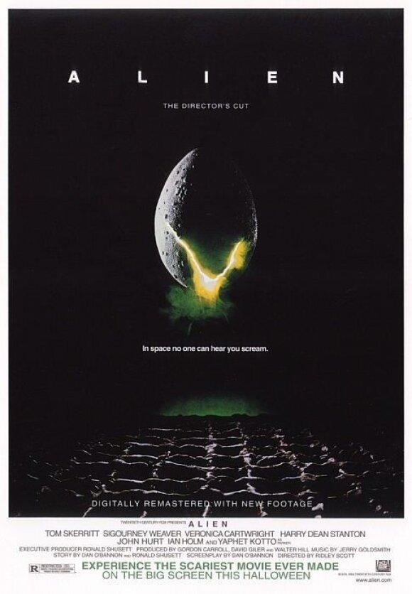 Alien - den 8. passager
