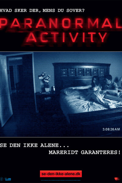 Blumhouse Productions - Paranormal Activity