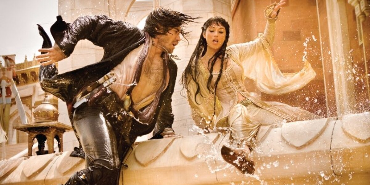 Walt Disney Pictures - Prince Of Persia: The Sands Of Time