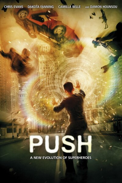 Infinity Features Entertainment - Push