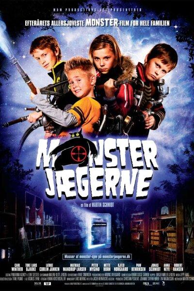 M & M Productions - Monsterjægerne