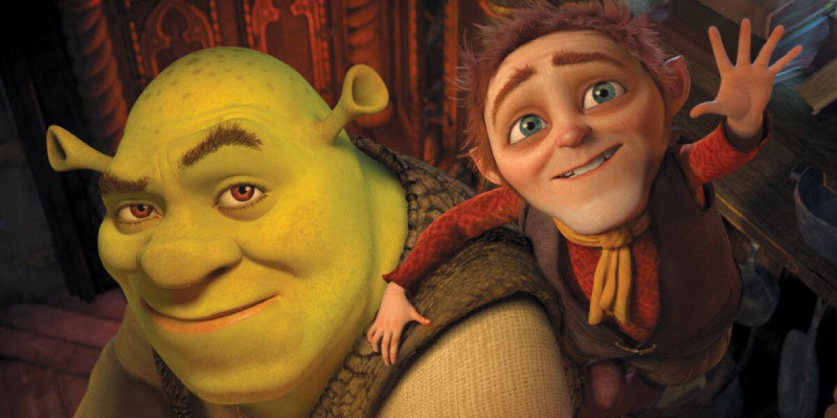 DreamWorks Animation - Shrek Den Lykkelige