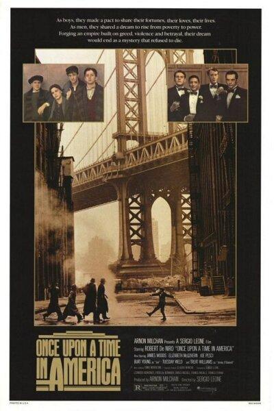 Warner Bros. - Der var engang i Amerika