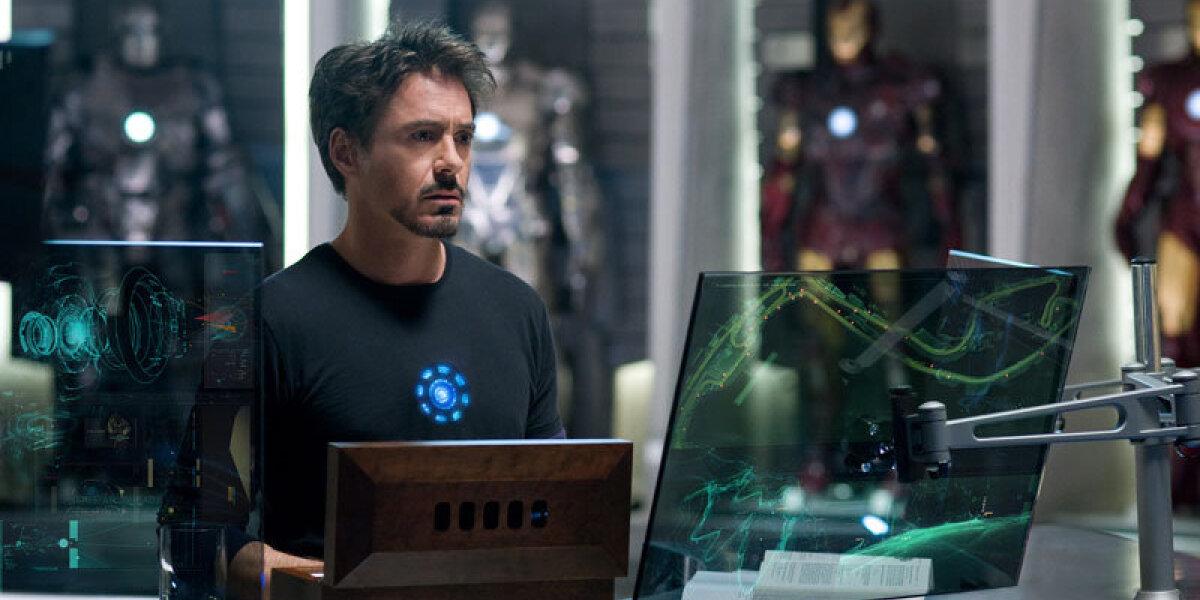 Fairview Entertainment - Iron Man 2