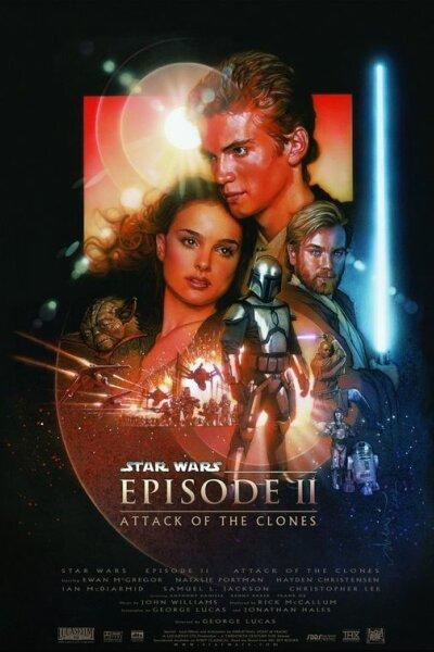 JAK Productions Ltd. - Star Wars: Episode II - Klonernes angreb