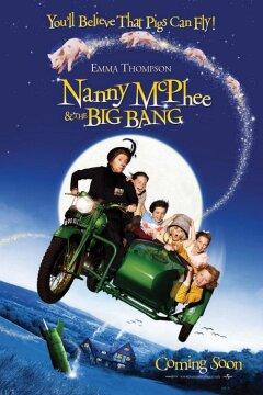 Nanny McPhee med nye tryllerier