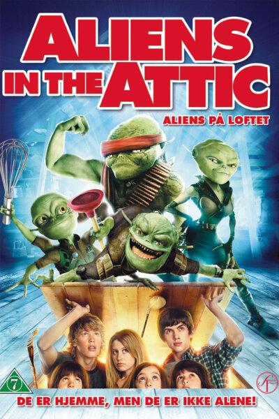 Upstairs Canada Productions - Aliens in the Attic - Aliens på loftet