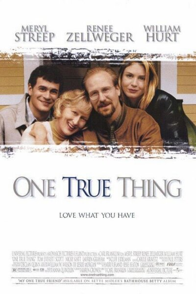 Monarch Pictures - One True Thing