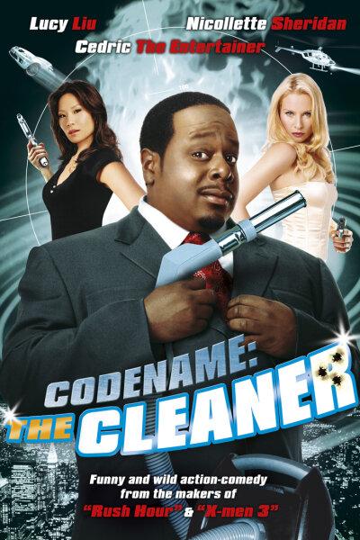 FilmEngine - Codename: The Cleaner