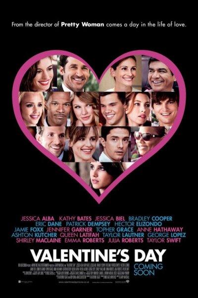 New Line Cinema - Valentine's Day