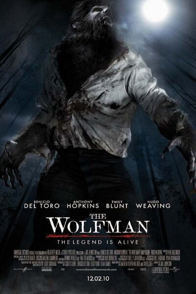 Stuber/Parent - The Wolfman