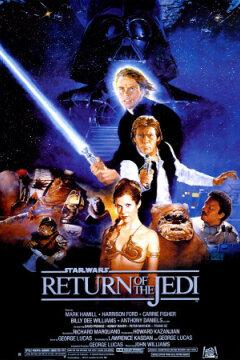 Jedi-ridderen vender tilbage
