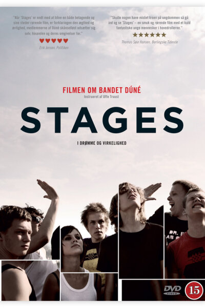 Parts and Labor - Stages