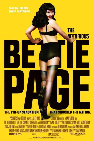 The Notorious Bettie Page