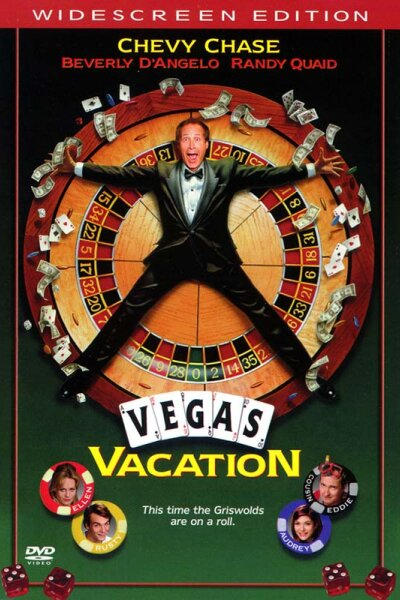 Warner Bros. Pictures - Fars fede Las Vegas-ferie