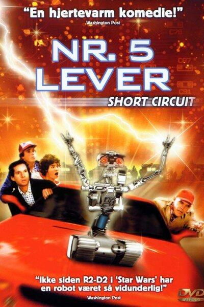 David Foster Productions - Nr. 5 lever