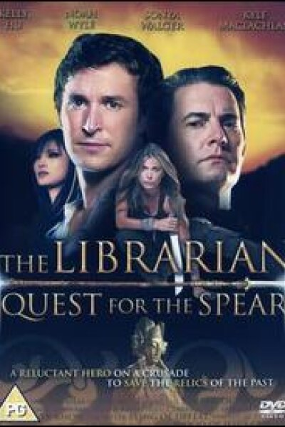 Darclight Films - The Librarian: Quest for the Spear