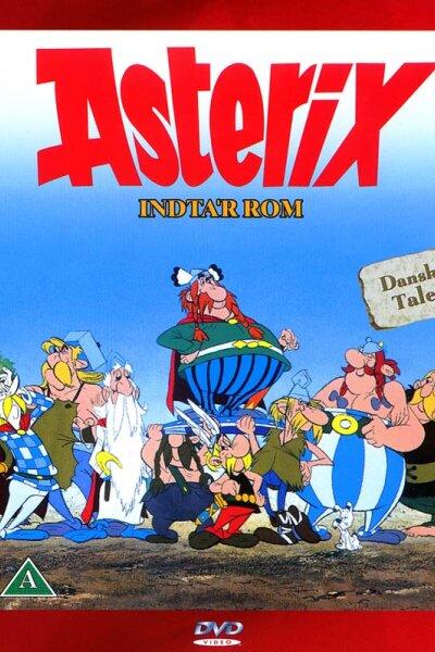 Studios Idefix - Asterix indta'r Rom