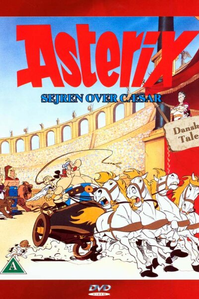 Gaumont International - Asterix - Sejren over Cæsar
