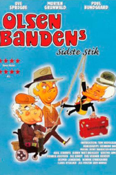 Nordisk Film - Olsen-bandens sidste stik