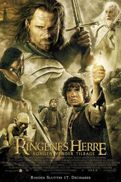 New Line Cinema - Ringenes Herre - Kongen vender tilbage