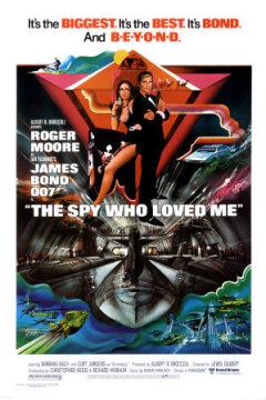 Spionen der elskede mig